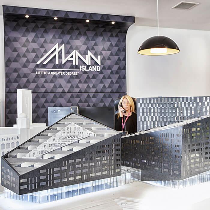 Mann Island Premier Apartments In Liverpool