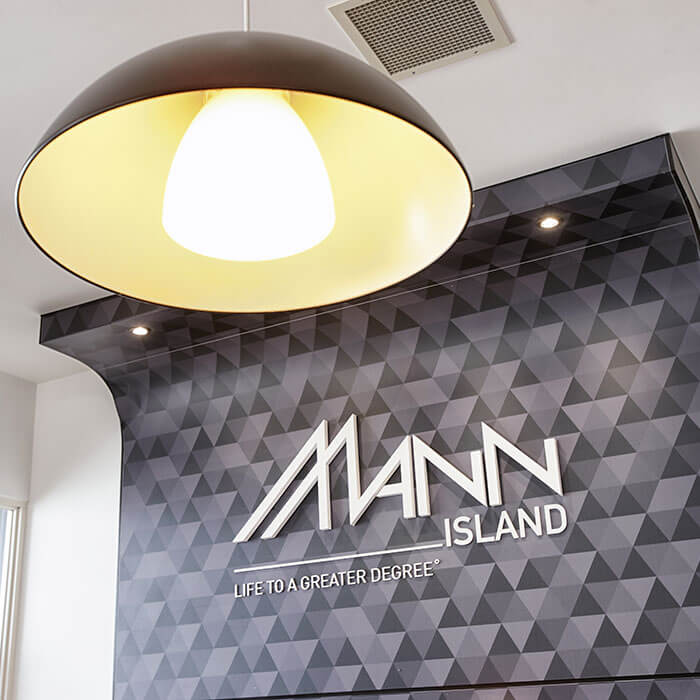 Mann Island Head Office